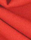 The0ry wool stretch micro-pique' woven - red