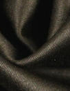 superfine luxury wool sateen - dark chocolate