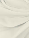 Italian semi-sheer wool/silk textured voile - alabaster