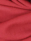 Italian semi-sheer wool/silk textured voile - claret