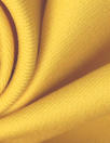 famous designer virgin wool doublecloth twill - sunshine
