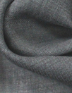 The0ry semi-sheer wool voile - banker's gray 1.5 yd