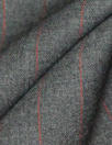 famous designer worsted wool super 100 stripe